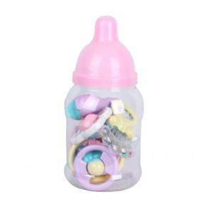 Milk Feeding Bottle Design Shake Bells Set
