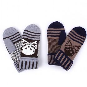 Woolen Gloves For Man Multi