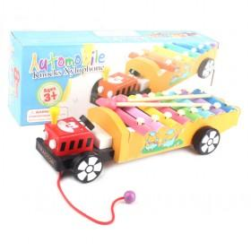 Children 's Percussion Instruments - Serinette /car Xylophone Educational Toys