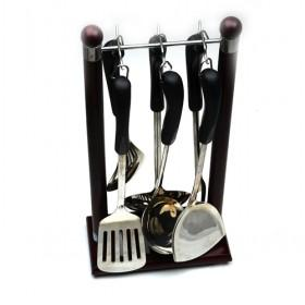 Hot Sale 7 Pieces Kitchen Utensil Set Items For Kitchen