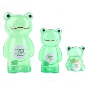 Toy Story Frog Shaped Plastic Coin Bank Money Saving Box