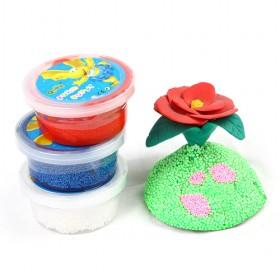 DIY Modelling Clay ,3 Colors To Choose, Gift Packagestudent Clay Toys Plasticine Play Dough