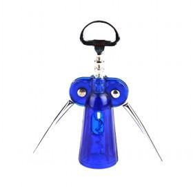 wholesale blue color wine opener corks puller corkscrew favors for party home lc070311307. Black Bedroom Furniture Sets. Home Design Ideas