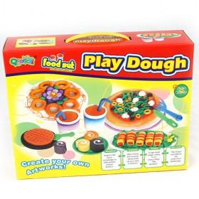 Dish Play Dough,play Dough Super Extruder Set, Non-toxic ; Lead Free,can Be Blended Into Multi Colors