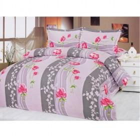 Sweet Pastoral Courty Style Polyester Bedding 4-piece Bedding Sets