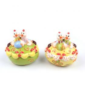 New Cake Design!colorful Waterproof Eggs House, Protable Shockproof Egg Box Case,best Gift For Christmas