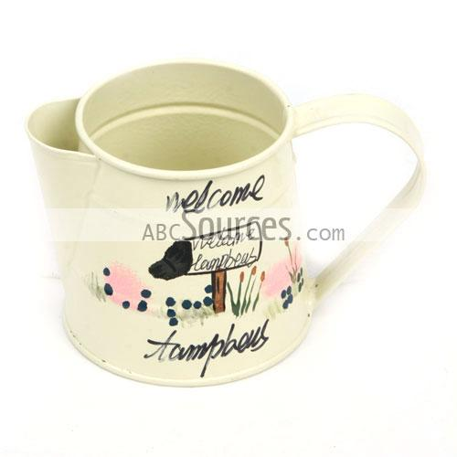Wholesale Countryside Decorative Watering Can Shaped