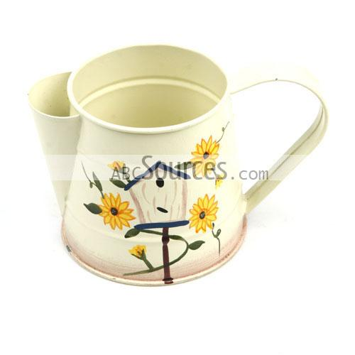 Wholesale Countryside Decorative Watering Can Gardening