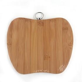 Hot Sale Apple Shaped Bamboo Eco-friendly Cutting Board/Chopping Block