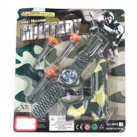 Military Action Toy Set 5