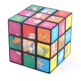 Rubik S 3x3 Cube Animal
