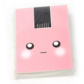 Best Selling Lovely Notebook,misdo Licca Note Book, Wholesale Free Shipping Kawaii Jotter, Korean Design Notepad