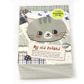 Promotion Product,personal Cat Diary,kid Note Book,student Prize, Note Pad