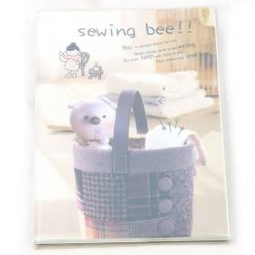 Best Selling Notebook,pig Note Book,Korean Design Notepad ,260*190MM,16K80P