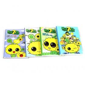 Small Cute Notebook,Mini Notepad,NEW Creative Special Daily Mini Notebook,Notepad,Notepad Memo,note Book, 64K