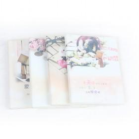 Cute Girl 's Garden Diary Book,Notepad,Note Pad Memo,Paper Notebook,note Book,64K100P