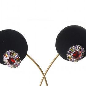 Bridal Zircon Earrings