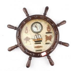 European Roma Style Design Table Clock