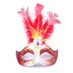Top-end Mask, Halloween Mask, Party Mask