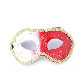 Double Colors Mask, Halloween Mask, Party Mask