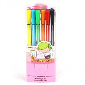 Water Color Pen Washable Marker,Water Color Pen,Water Color Art Set,dg-0422