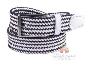 Woven Elastic Stretch Belts