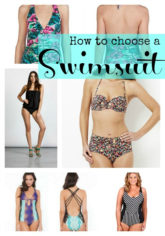 How to Choose the Right Swimsuit for Your Body Type ...