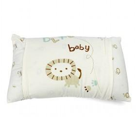 Sweet Design 3-Colors Soft Sunny Printing Baby Pillow
