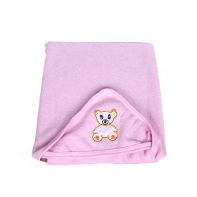 Thin Baby Blanket With Cartoon Pattern Blanket