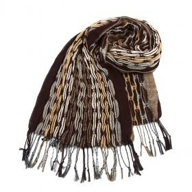 Fashion Brown Scarf,womens Scarf,wholesale Scarf