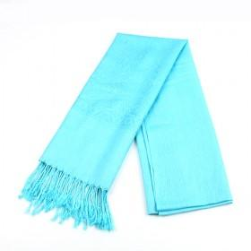 Light Blue Cotton Scarf,fashion Scarf,womens Scarf,wholesale Scarf