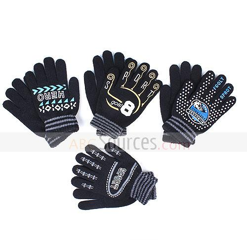fashion man gloves