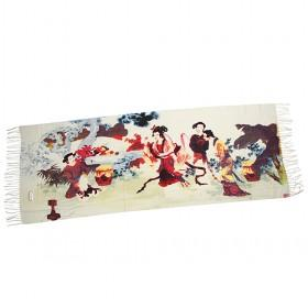 Tang Dynasty People Scarf