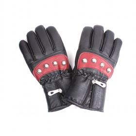 PU Gloves With Nails