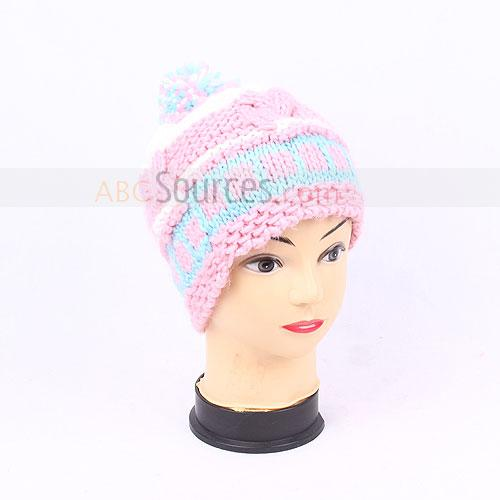 Manual Roving Yarn hat