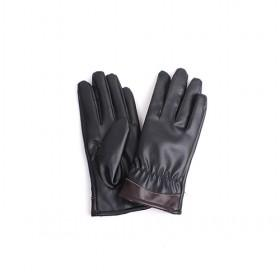 Pu Leather Gloves,woman Gloves