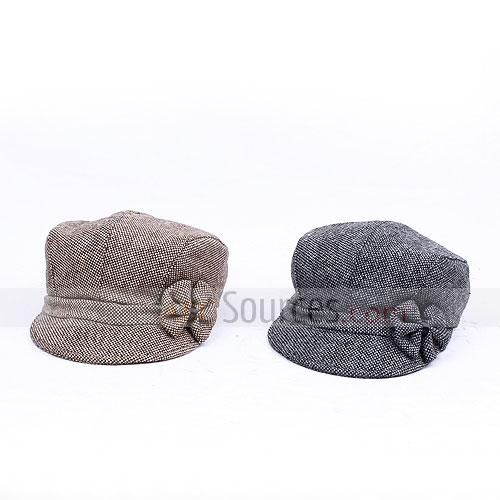 fashion woman hat