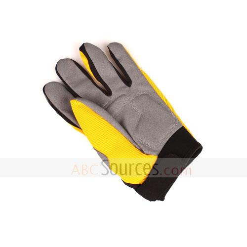 fashion micro suede gloves