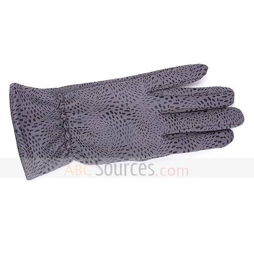 Polyester ammonia gloves