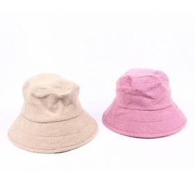 Comfortable And Breathable Cotton Women Big Summer Hats Along The Fisherman Hat