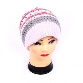 Supima Cotton Hat, Ladies Hat, Winter Hat