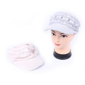 Rabbit Fur Hat,ladies Hat, Winter Hat