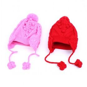 Fashion Kids Hat, Winter Hat, Warmer Hat