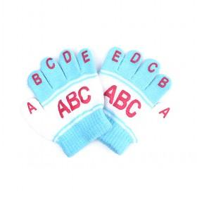 Kids Gloves, English Letters Gloves
