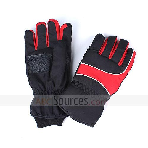 man Sponge gloves