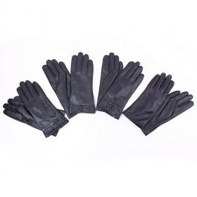 Genuine Leather Gloves Winter Gloves