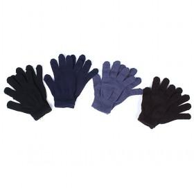 Plain Acrylic Gloves Multi Color