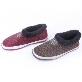 Rubber-soled  Shoes With Fur, Good Quality+cheapest Price