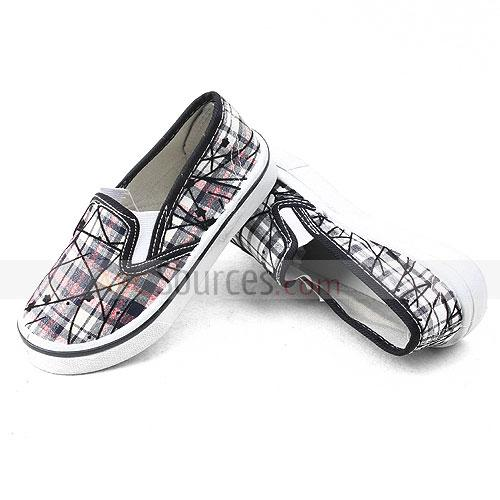 kids canvas  shoes