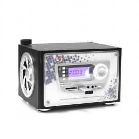 Hot Sale Silver And Black Multimedia Audio Computer Speaker/ Amplifier